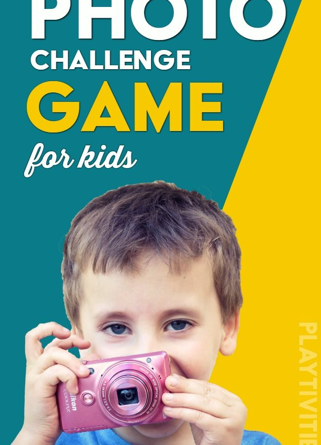 Photo Challenge Game For Kids