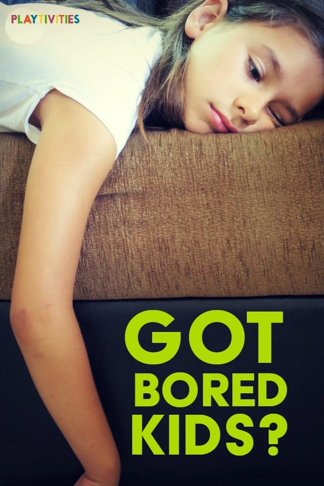 What To Do When Kids Are Bored My Secret 5 Step System That Works