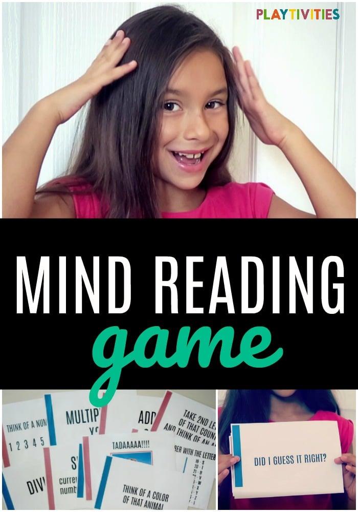 mind reading trick
