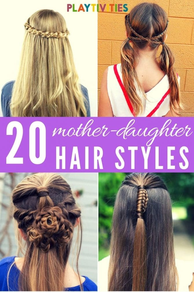 20 adorable long hair hairstyles for girls playtivities