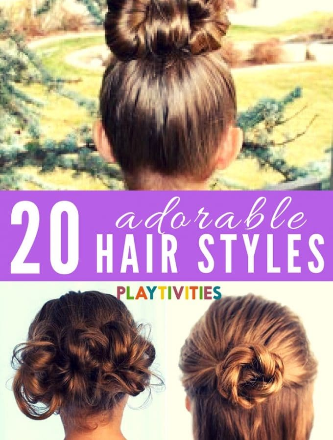20 Adorable Long Hair Hairstyles For Girls