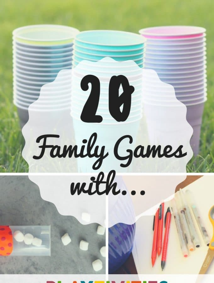 20 Family Games with…