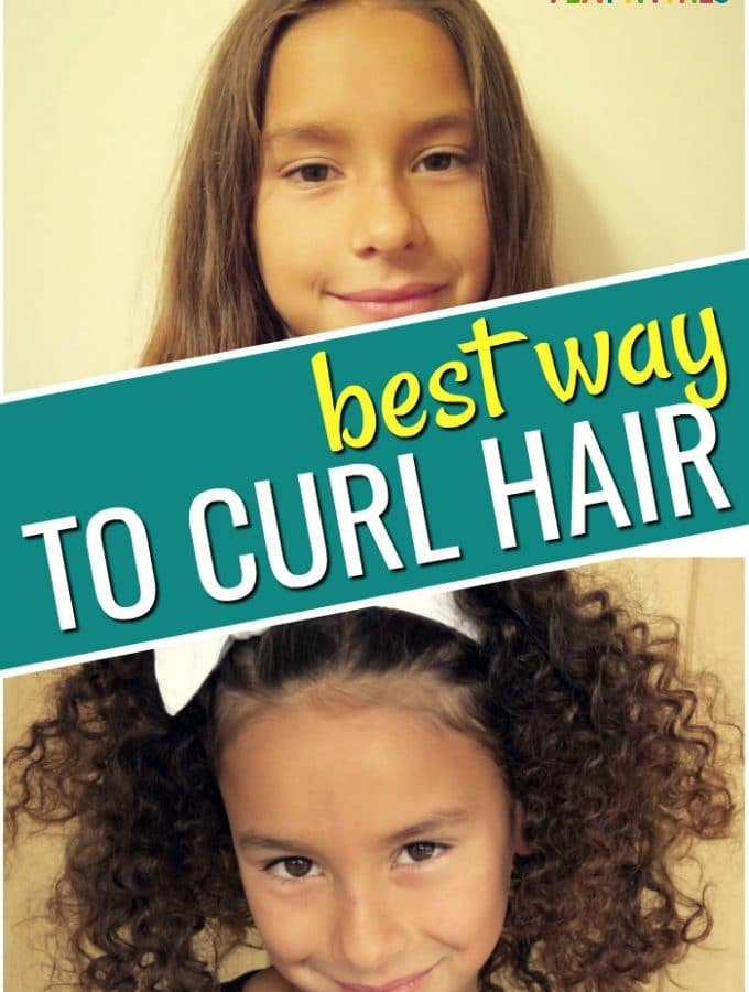 Surprising Way To Curl Your Hair