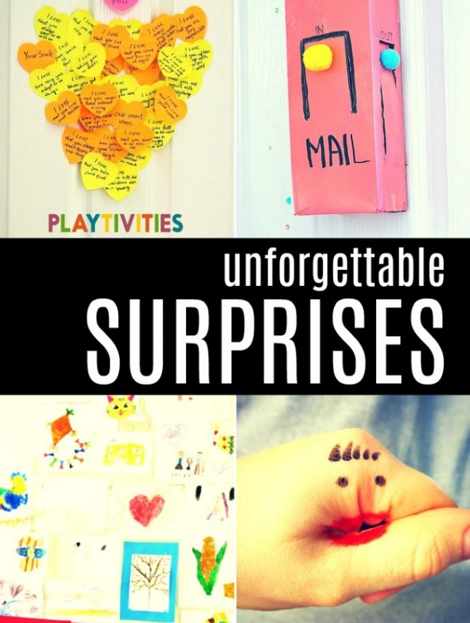10 Unforgettable Surprises For Kids