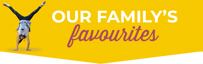Playtivities Family's Favourite Games