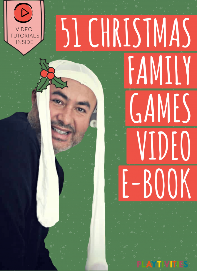51 Christmas Family Games