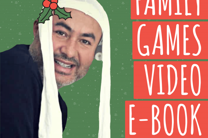 The Best Christmas Family Games