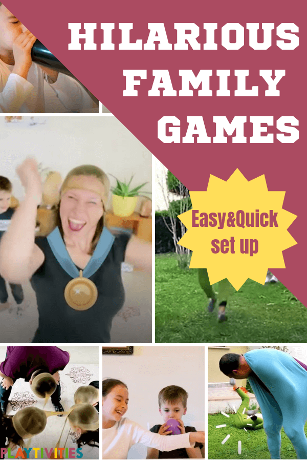 Easter Family gathering game