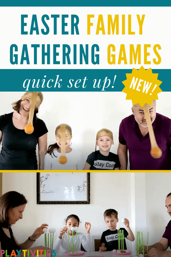 Easter family gathering games