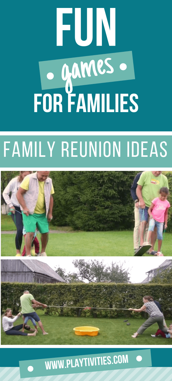Fun Family Reunion games