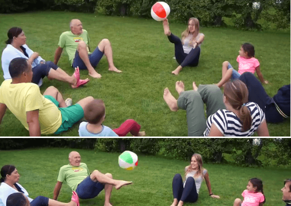 Super Fun Family Reunion Games