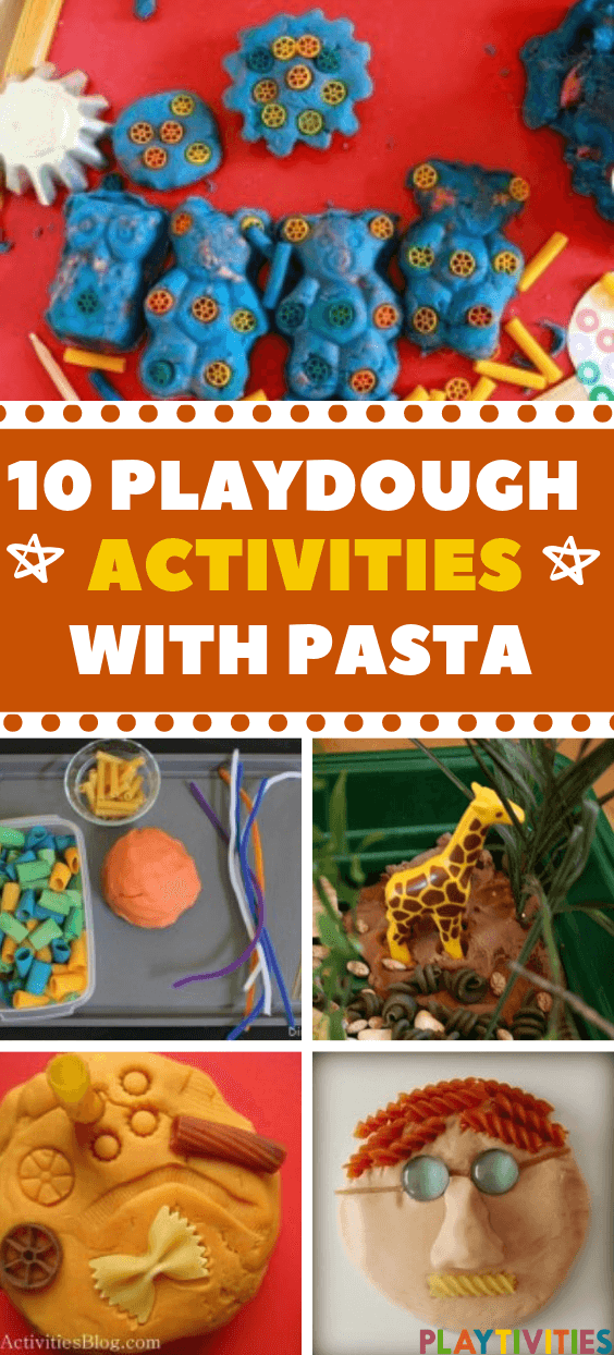 Playdough Activities for kids