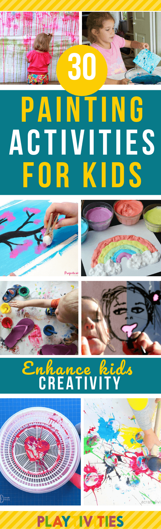 Painting Activities for kids