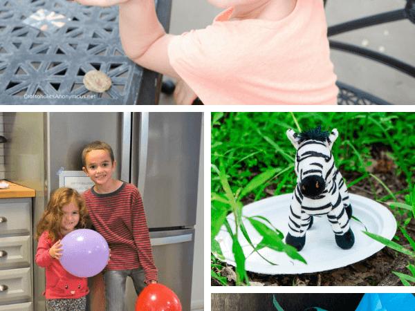 Birthday Scavenger Hunt For Kids