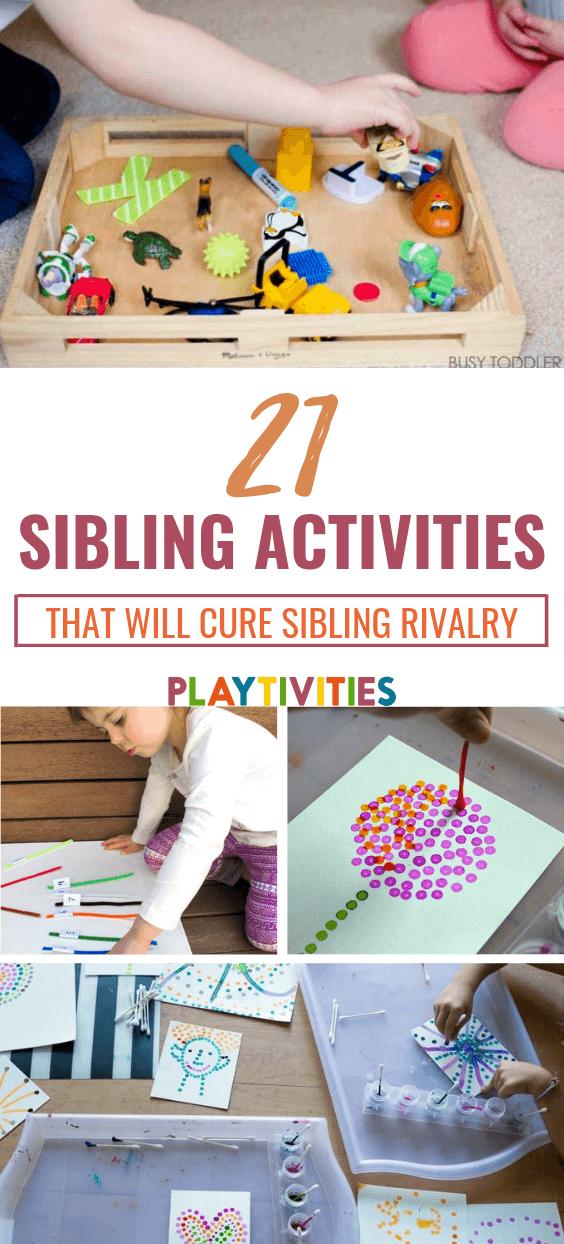 sibling activities