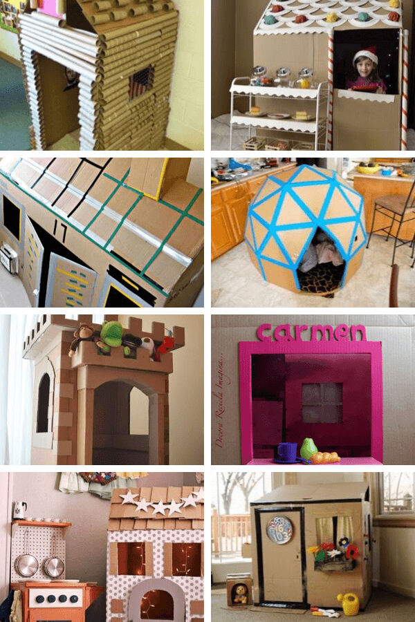 26 Coolest Cardboard Houses Ever - Ideas for Your Kids ... on
