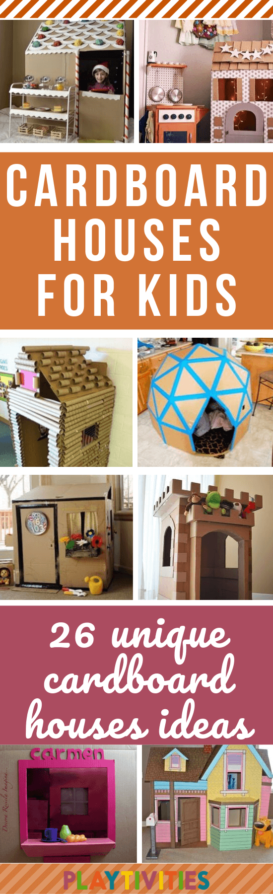 cardboard houses for kids