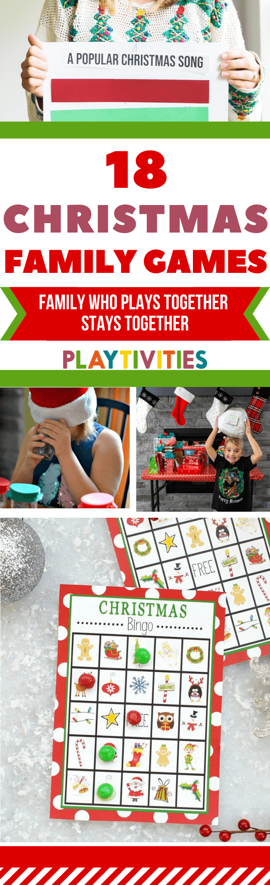 christmas games for families