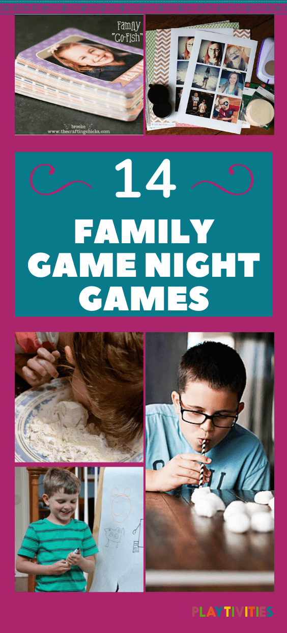 funny family games