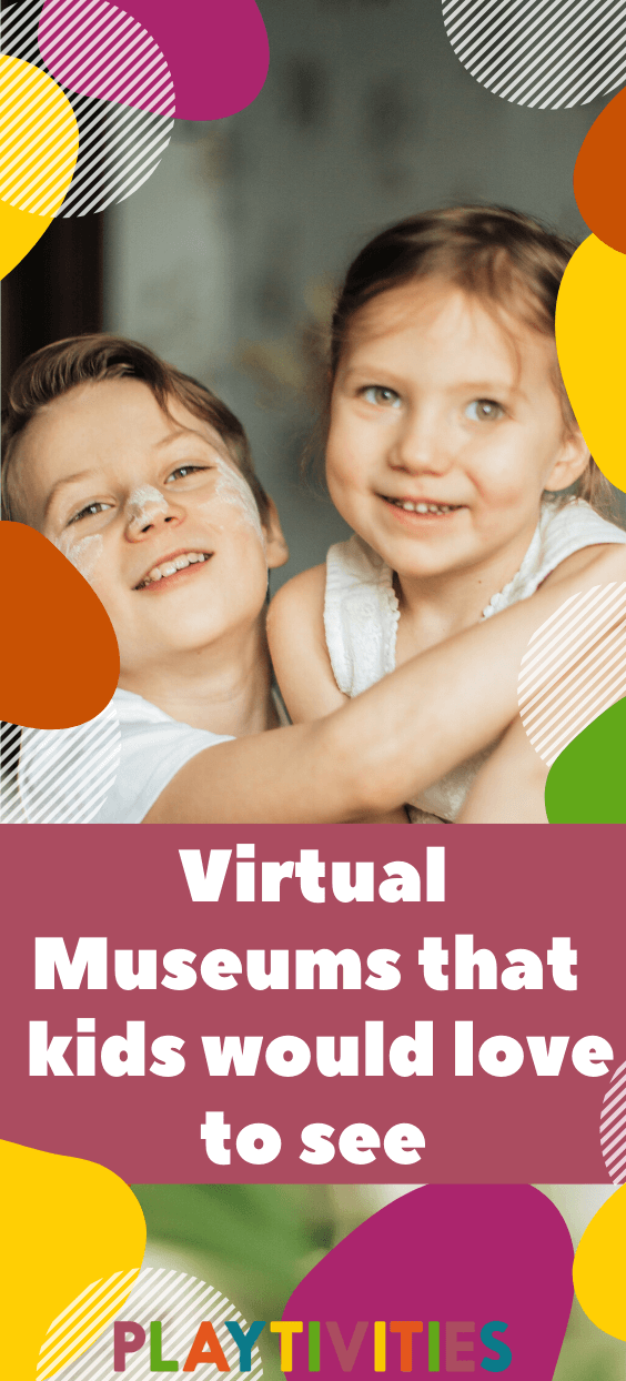 virtual museums for kids