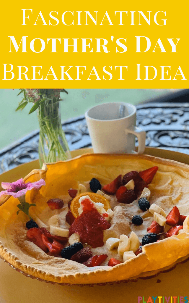 mother's day breakfast idea