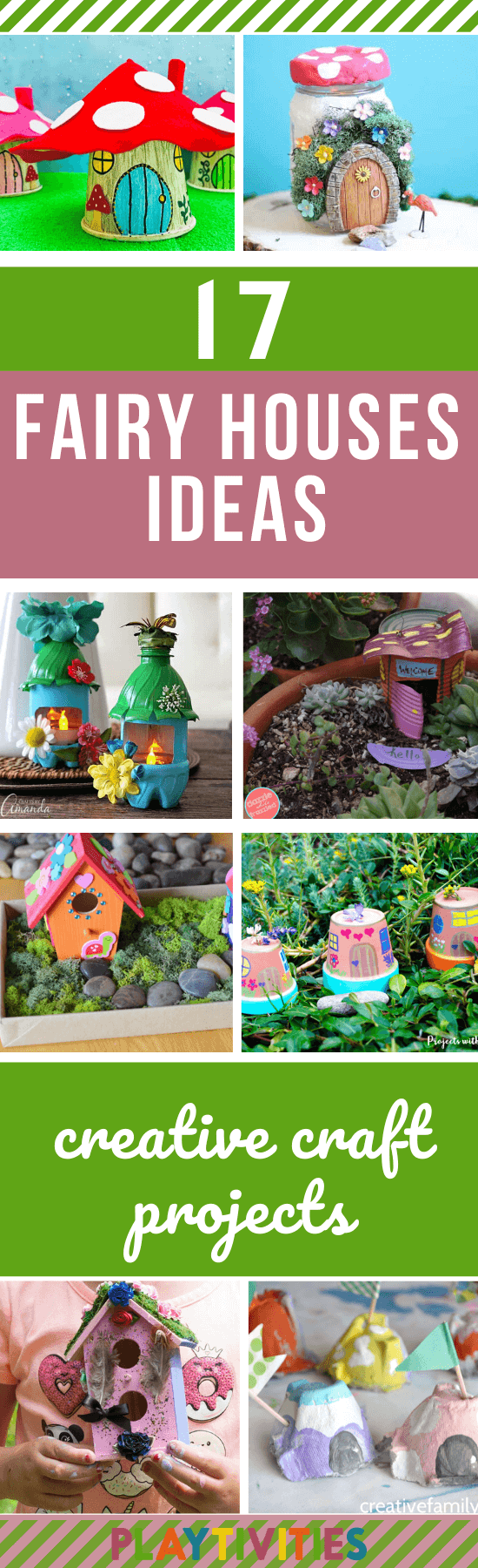 fairy houses for kids