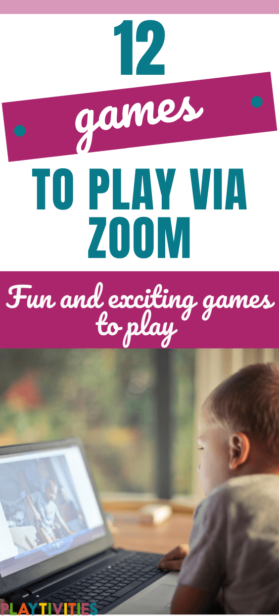 games to play via zoom