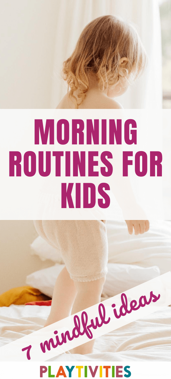 routines for kids